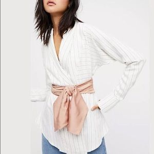 NFC x Free People Bow Belt